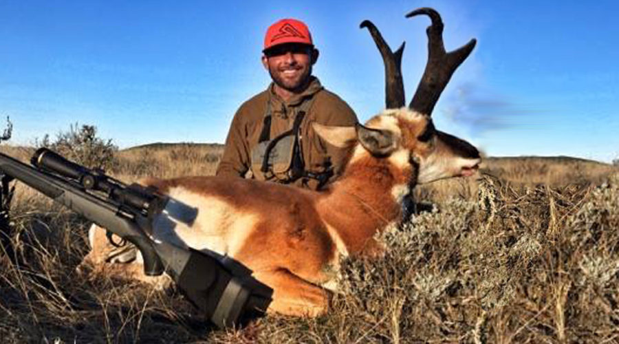 WY ANTELOPE WITH WEATHERBY 6.5-300