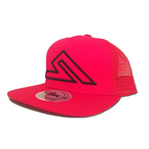 SUMMIT NET-BACK RED/BLACK