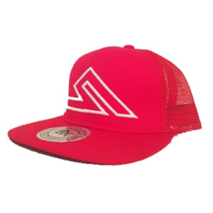SUMMIT NET-BACK RED/WHITE