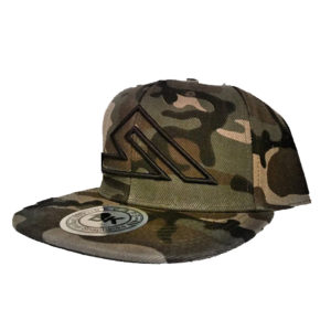 SUMMIT SNAP-BACK CAMO/BLACK