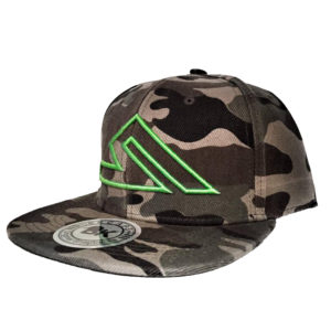 SUMMIT SNAP-BACK CAMO/GREEN