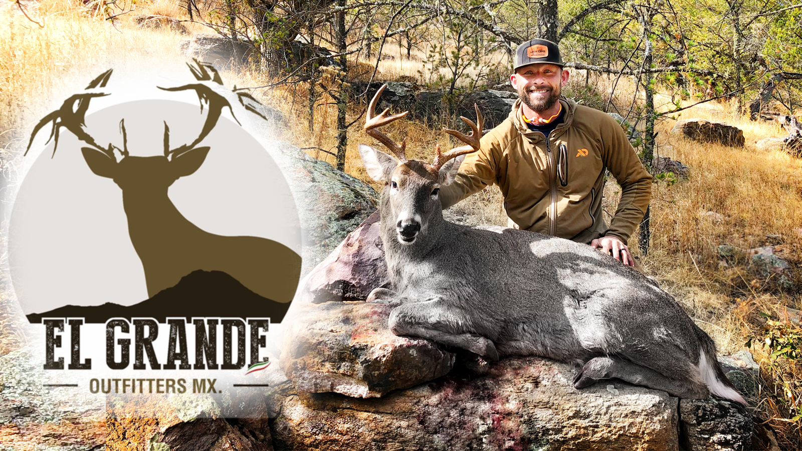 ZAC GRIFFITH COUES DEER IN CHIHUAHUA MEXICO