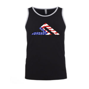 #MERICA SUMMIT TANK BLACK